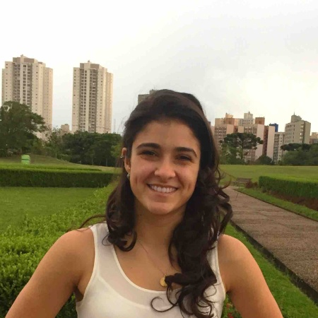 Taciana Pereira - Bioengineer