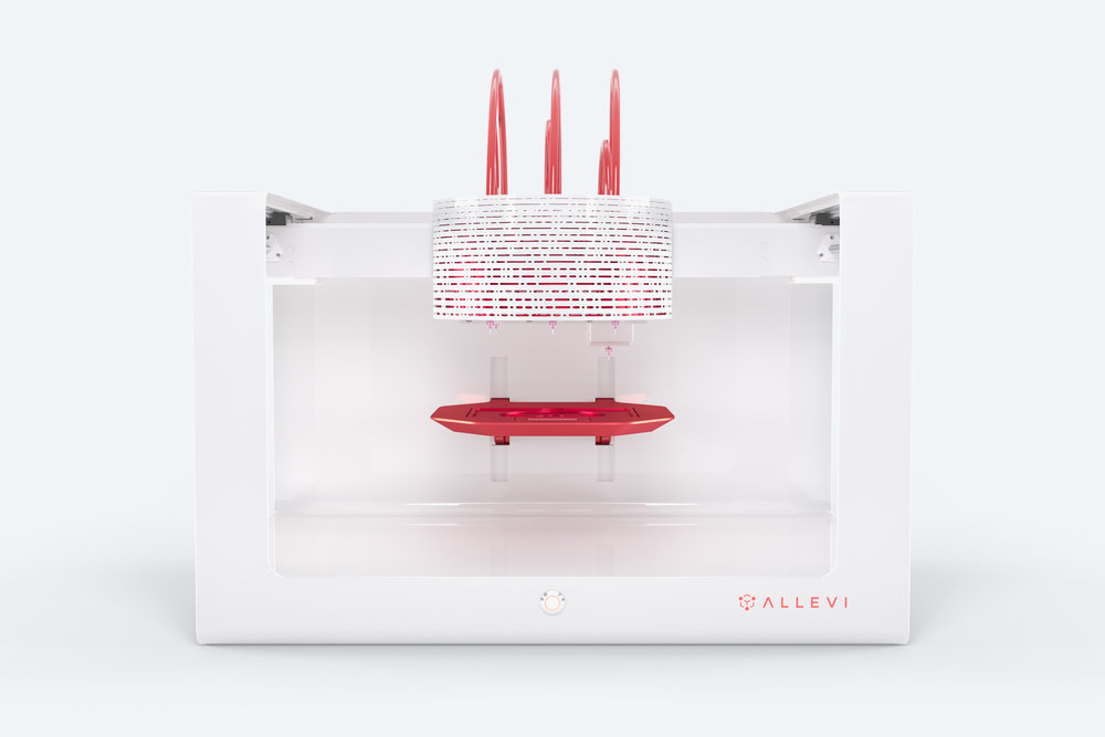 Don't forget the bioprinter - Learn more about the Allevi 6...