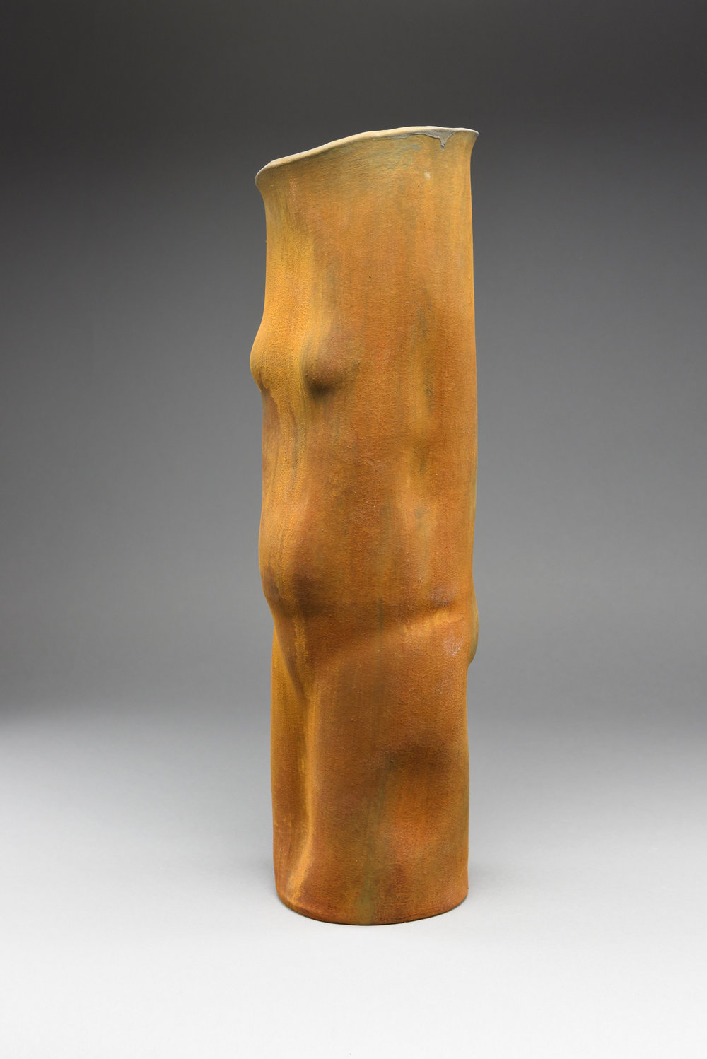 Tall Torso - Rust Finish