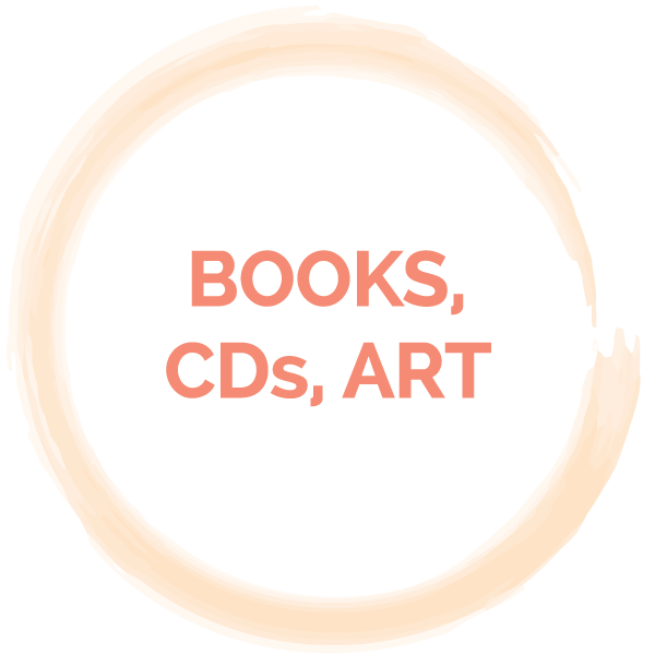 Books, CDs, Art