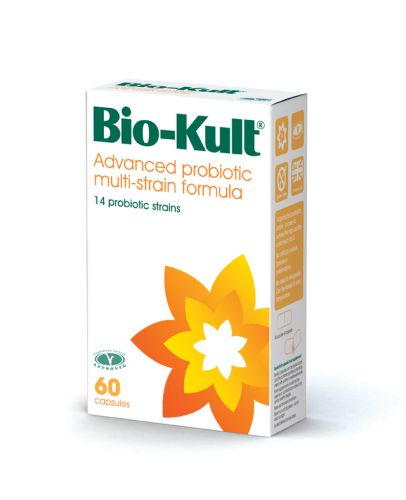 A multi-strain probiotic like Bio-Kult can help support the immune system during the summer months, by reducing inflammation associated with hay fever.  £16.49