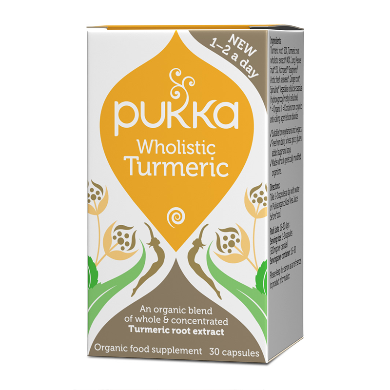 Turmeric is a fantastic anti-inflammatory to help reduce the inflammation associated with hay fever. Also great for other types of inflammation such as joint pain!  £15.95.