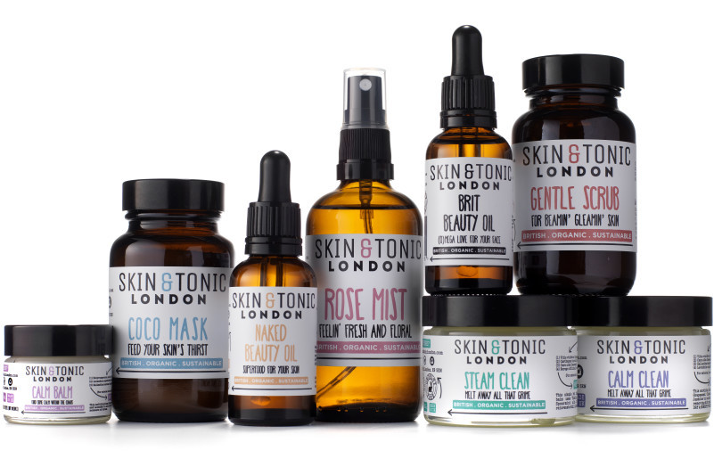 We welcome you down to Apothecary 27 71-73 Weyhill, Haslemere, Surrey, GU27 1H, where you can enjoy 10% off Skin & Tonic Beauty range until the end of August 2017.