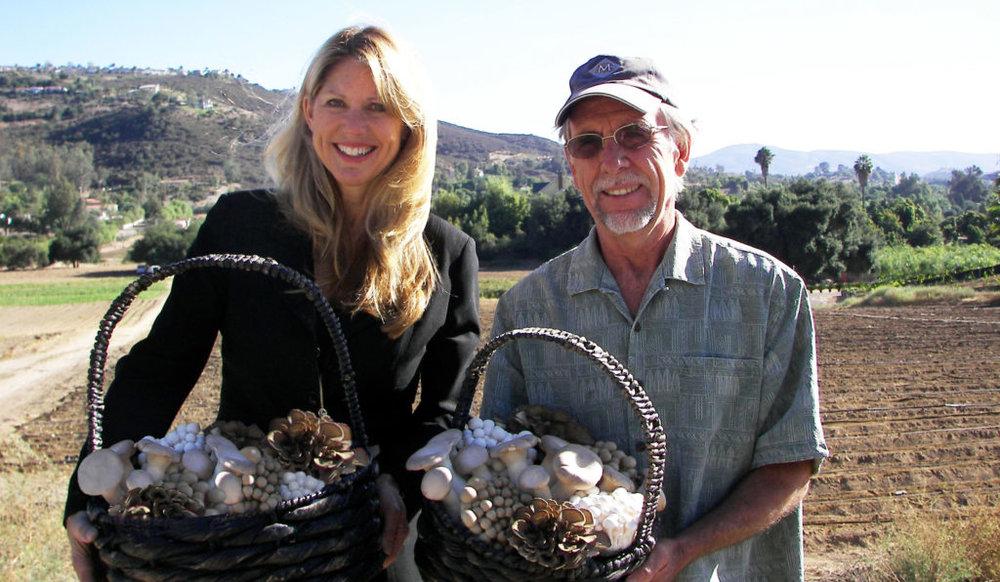 Founders of OM Sandra Carter and Steve Farrar