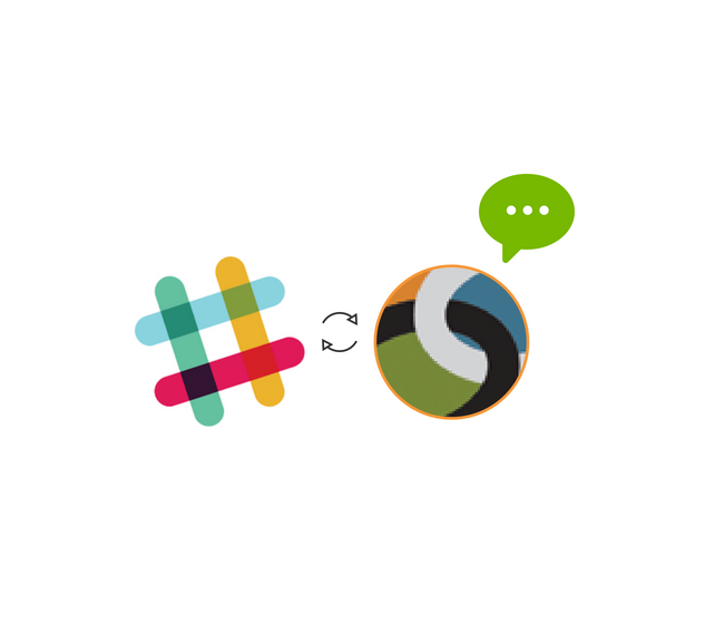 The Value of Slack  -Ask and answer questions about industry-related info 24/7,  directly  with your peers.