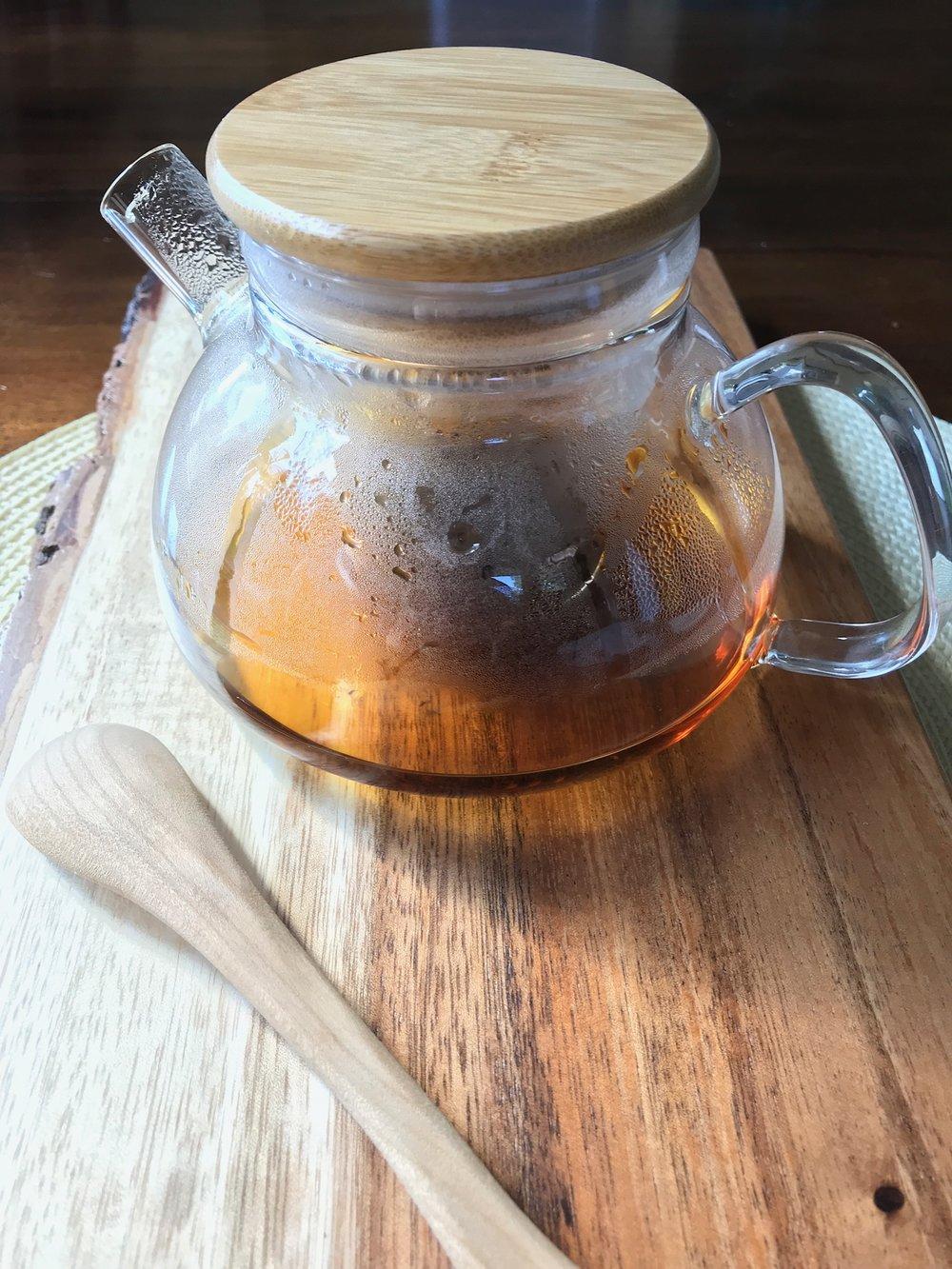 CYPRESS Teapot