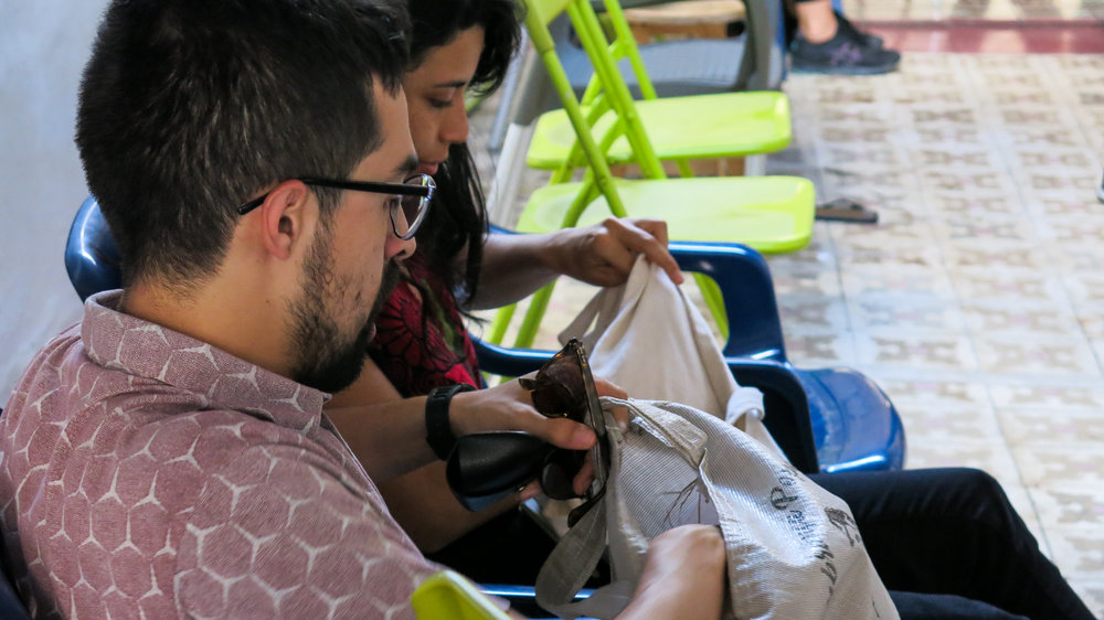 14 al 19 de Agosto - Lecturas, escritura libre, contacto,charla y videos; con Clara López Menéndez, Michael Ned Holte, Raimond Chávez y Sofía Olascoaga.