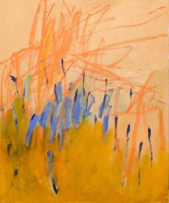 """Hiraeth"" 24""x20"" Oil on Canvas"