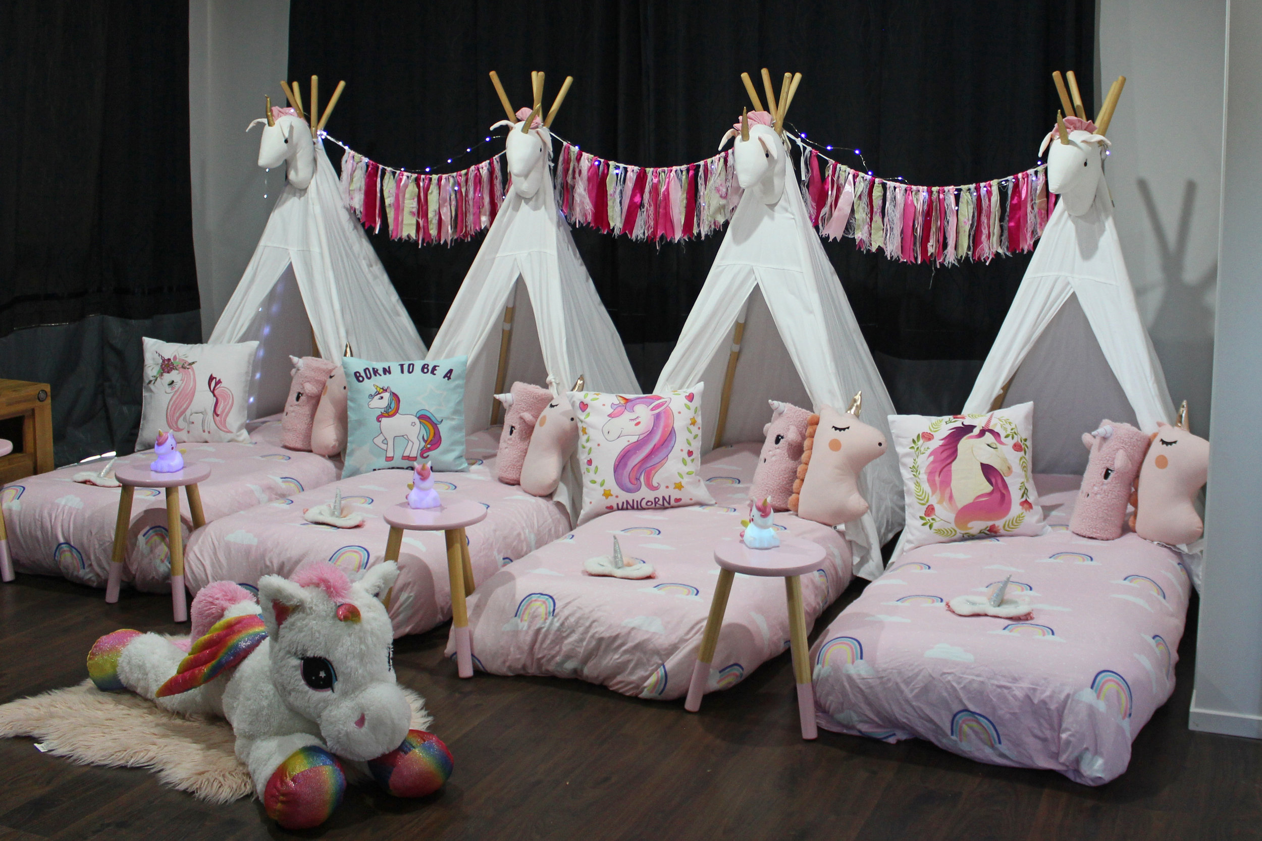Adult party slumber toy