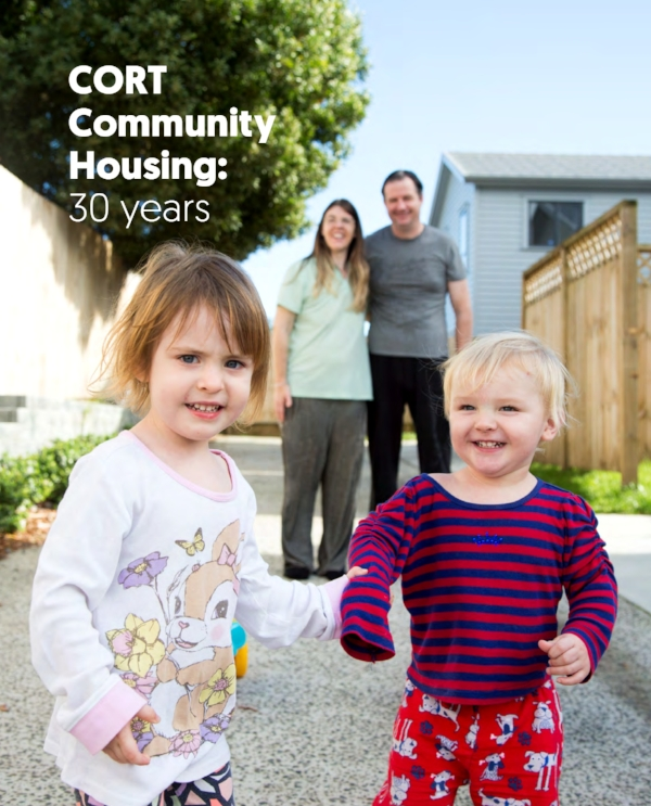 CORT Community Housing: 30 years