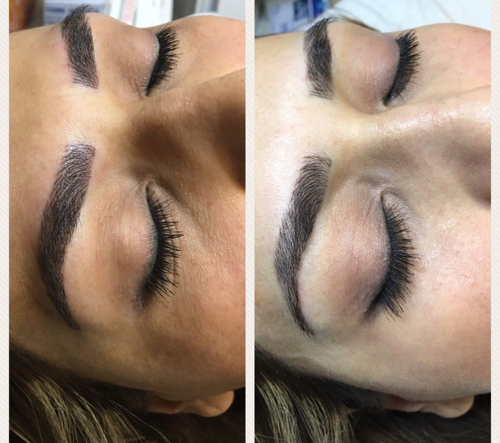 What To Expect With The Hair Stroke Microblading Eyebrow Illusion