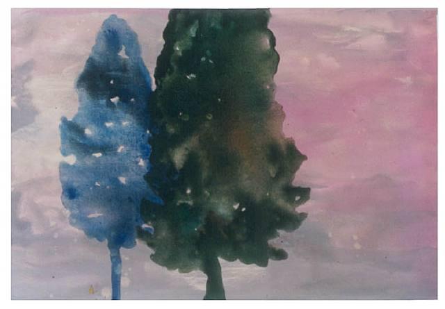 Dawn Pines #2 Rose
