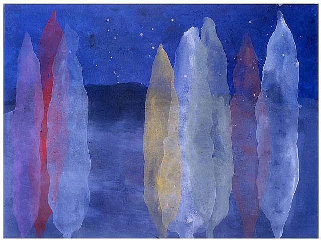 Moonlight Cypress #1
