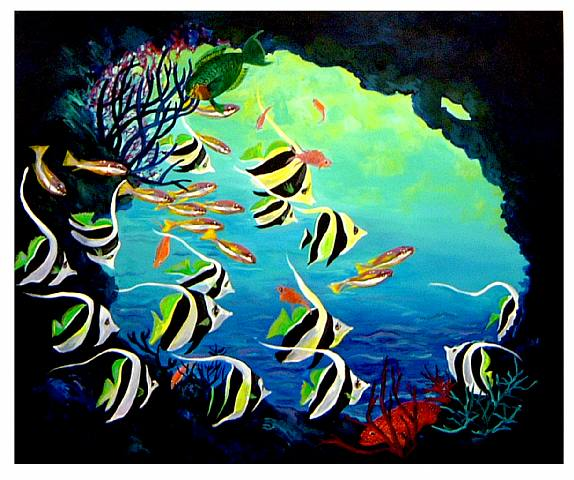 Angelfish Cove