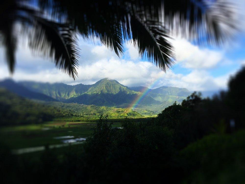 Hanalei Lookout rainbow.jpg