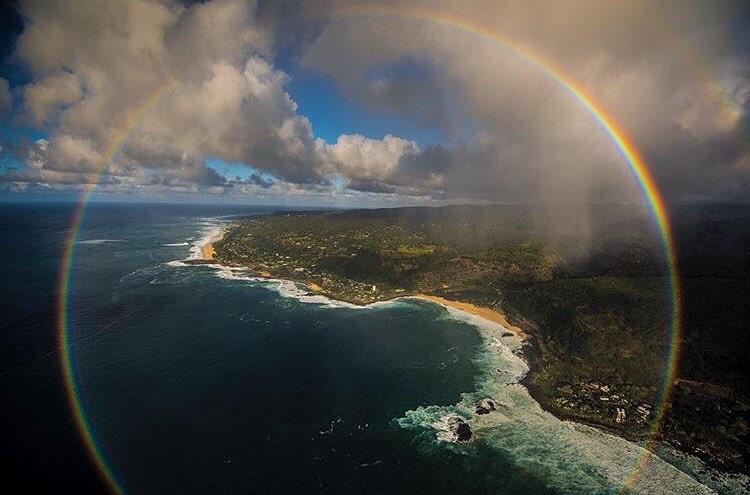 Rainbow KML island.JPG