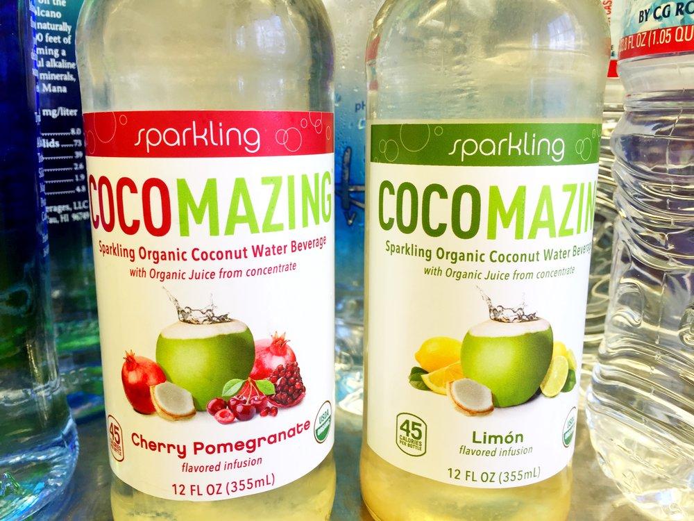 Coco mazing sparkling