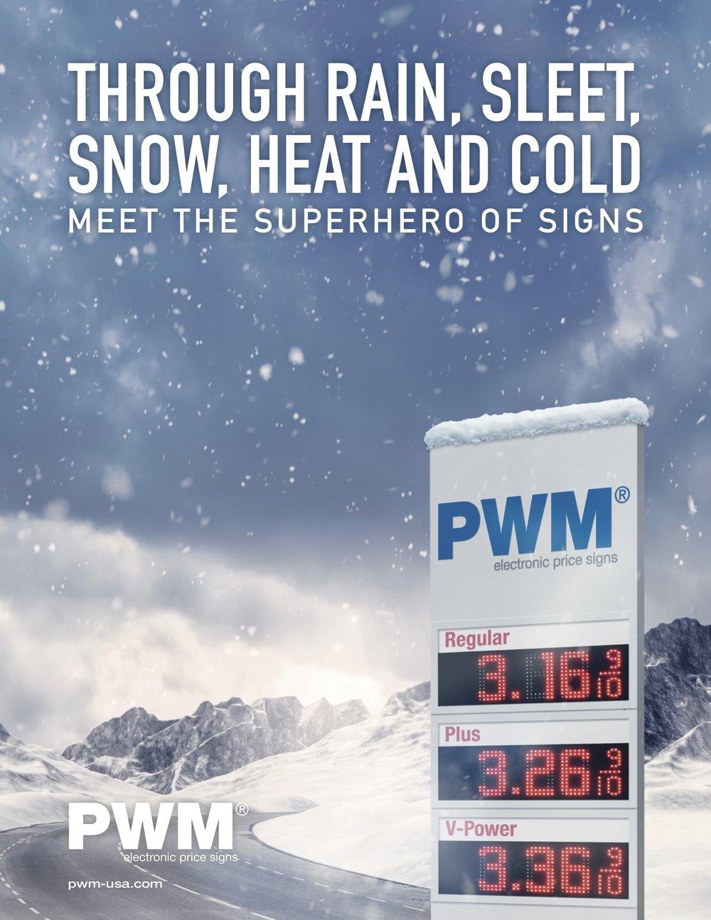 PWM: Ad Campaign