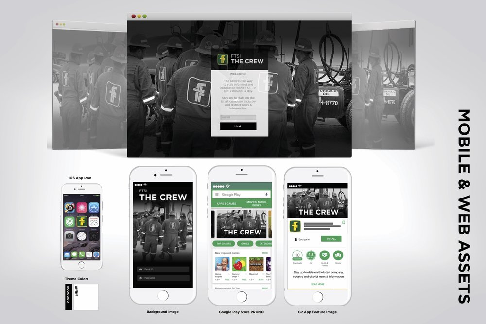 FTSI: Internal Communication App