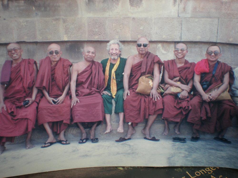 Roger & monks.JPG