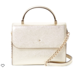 Kate Spade New York: Women's Cedar Street Nora Mini Leather Satchel  - $99