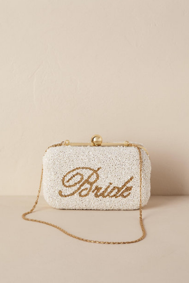 Bride Clutch - Sale $140.00