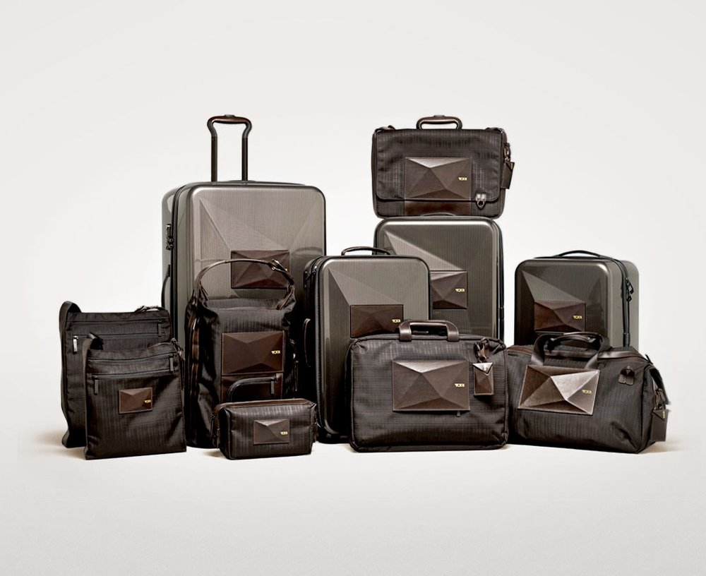 "Dror for Tumi    Client: Tumi     Work done at Dror.    The Dror for Tumi Collection featured luggage that transformed to meet the modern business traveler's ever-changing needs. The 11-piece collection included the first ever expandable hard-case carry-on for Tumi. Clabots' revolutionary ""living hinge"" feature allowed one to adjust the bag's depth and nearly double its overall capacity.  Red Dot Award for Product Design 2013 ( International Expandable Carry-On )  Travel & Leisure's 2013 Design Awards ( Tote / Backpack )"