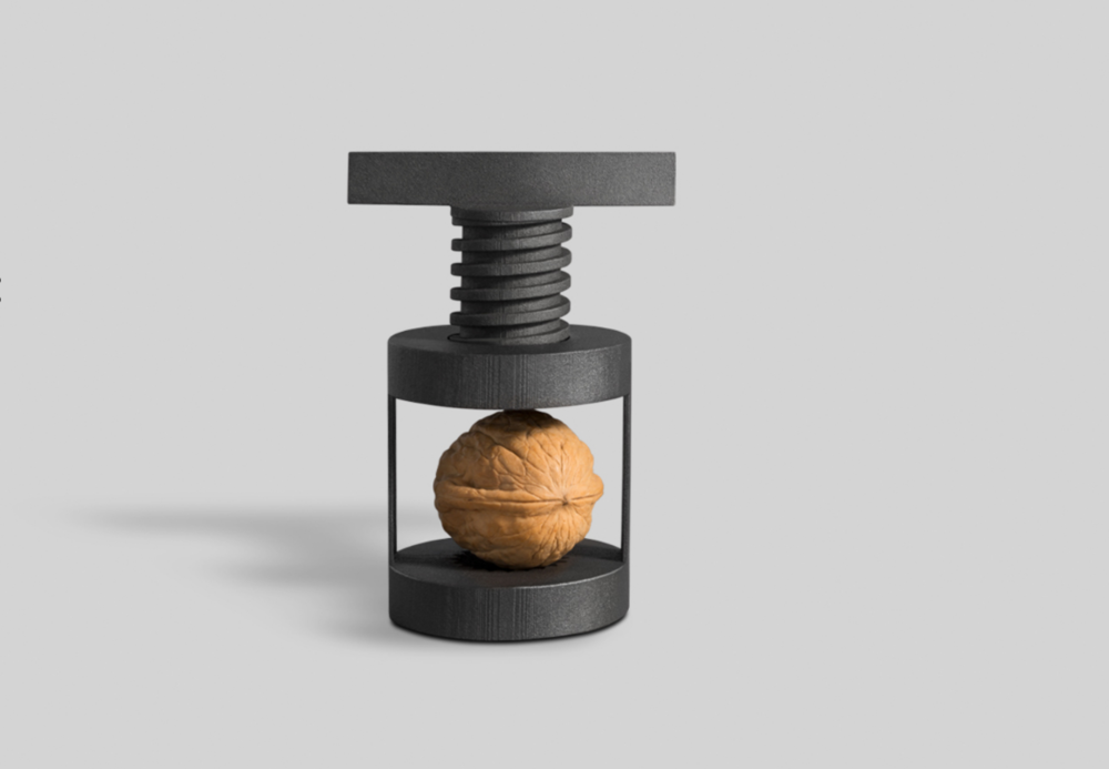 Torq Nutcracker   designed by  Josh Owen