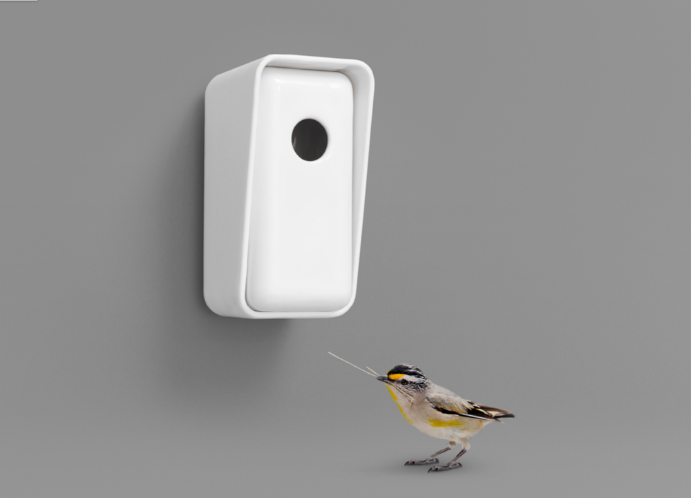 Birdhaus   designed byClaesson Koisisto Rune
