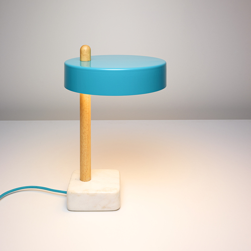 Stick Lamp   designed by James Stickly