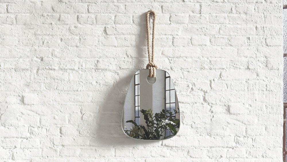 Hitch Mirror   designed by Grain