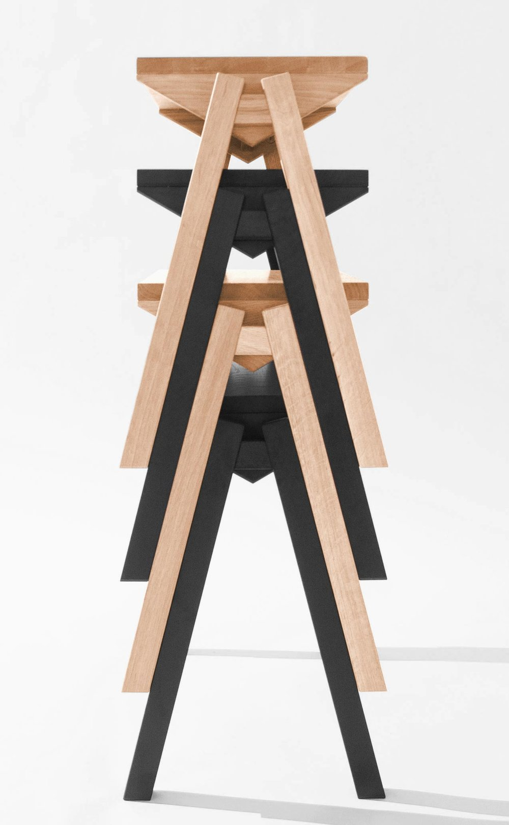Colt Stool   designed by Isaac Krady