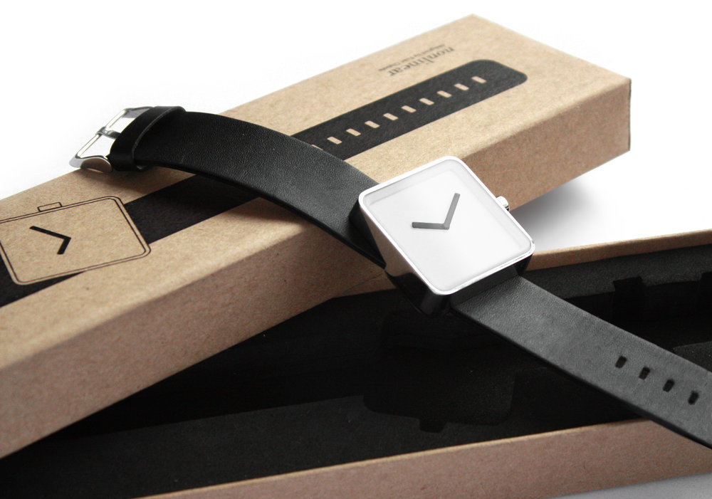 Slip Watch Packaging   Client: Nonlinear 2010