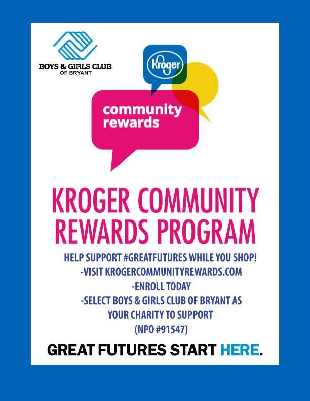 Shop at Kroger! -