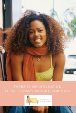 Ashley McGirt is featured on Therapy for Black Girls.