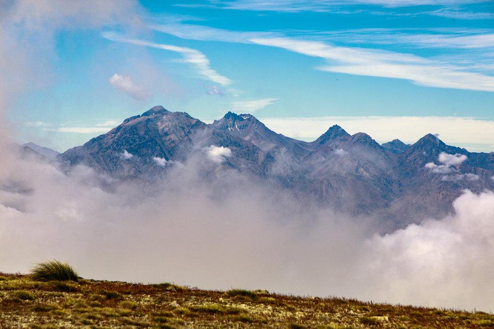 Mt Tapuae-o-uenuku