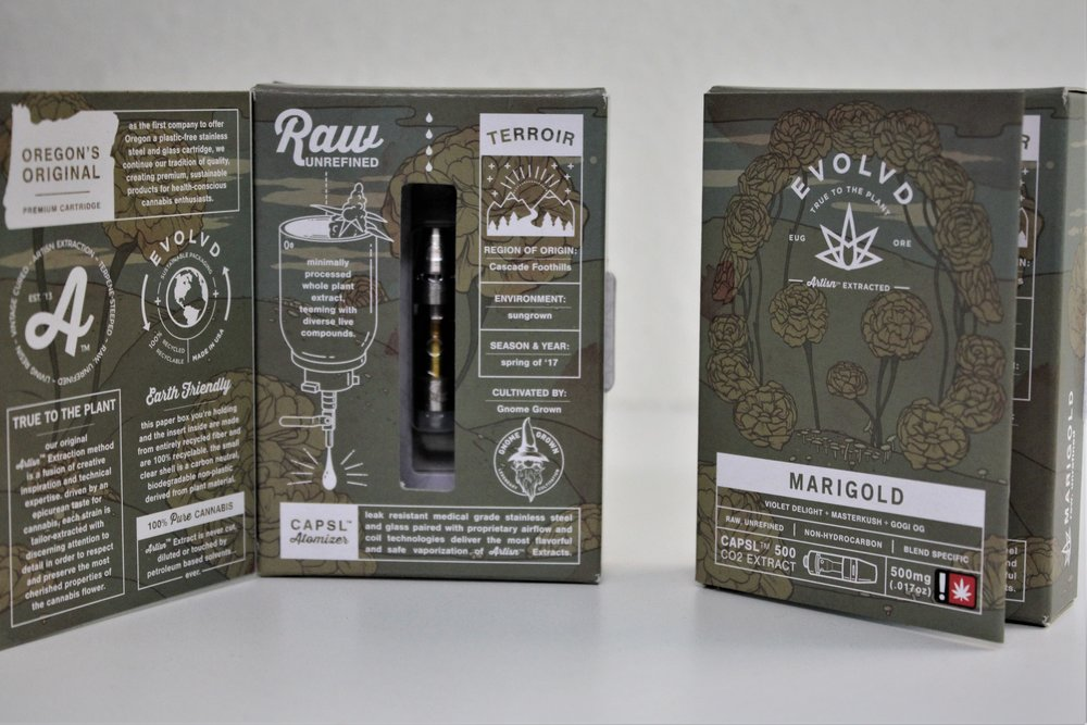 EVOLVD Marigold cartridge