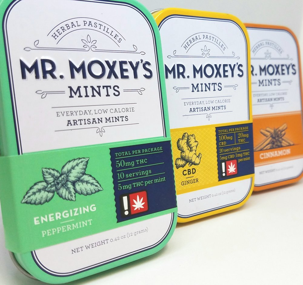 Mr. Moxey's Mints