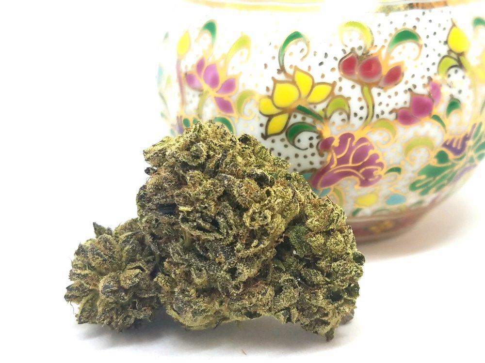 Sour Banana Sherbet grown by Cascade Valley Cannabis