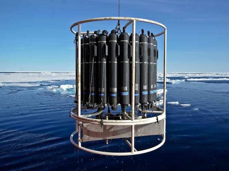 Ocean Water Sampling