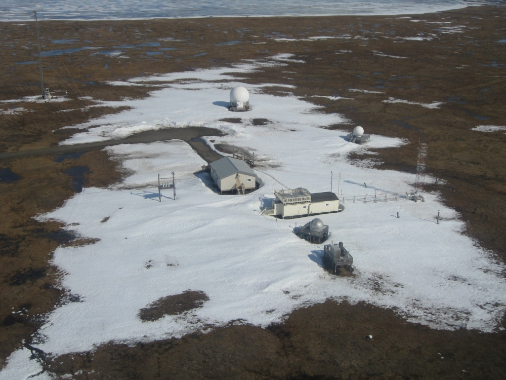 NOAA Barrow Atmospheric Observatory