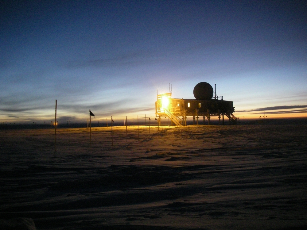 Summit Station
