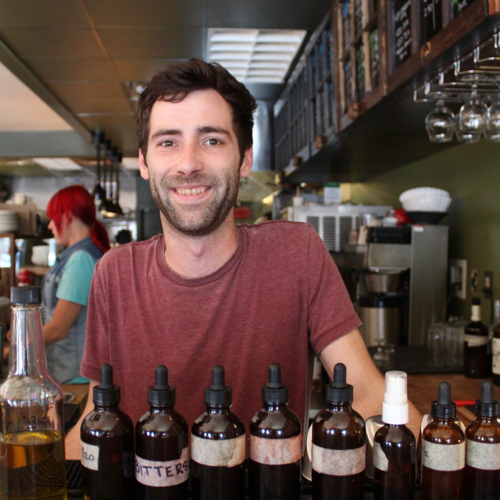 Noah Todoroff  — General Manager + Beverage Director