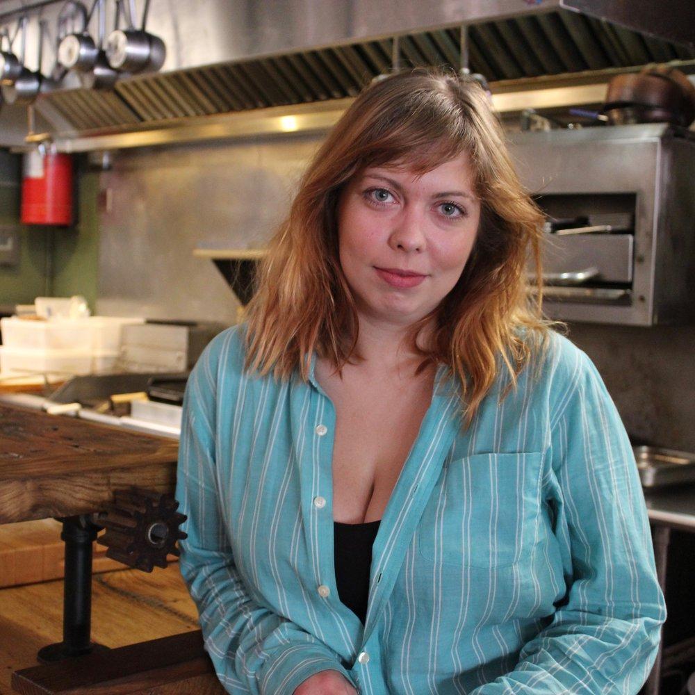 Sarah Trainer — Café General Manger