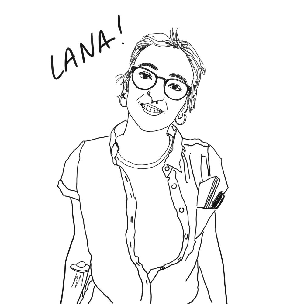 Lana -  Server