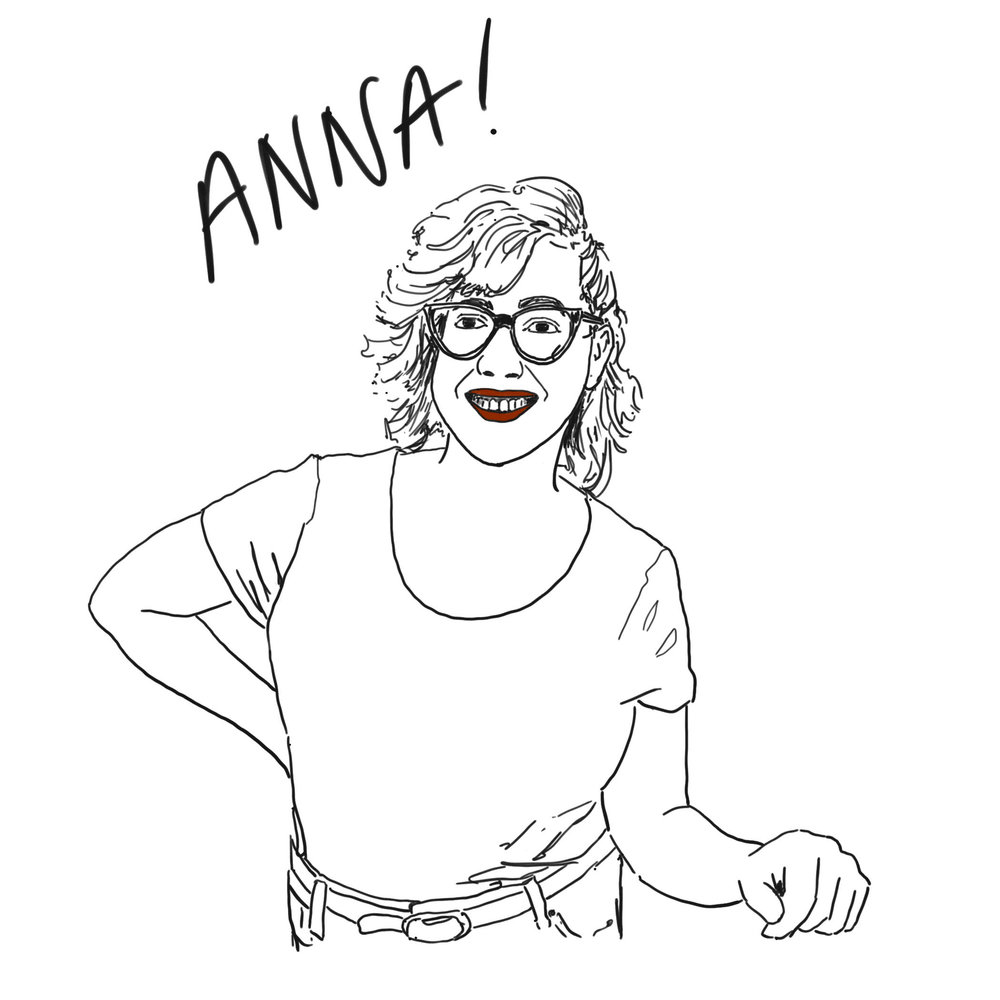 Anna -  Bartender