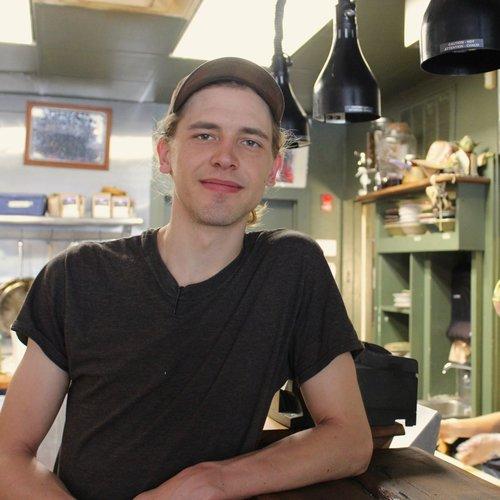 Chef/Owner - Philip Kruta