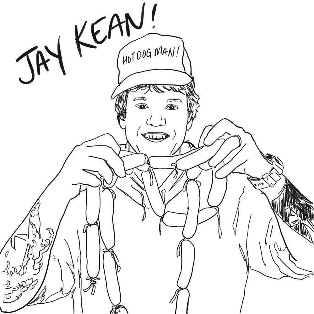 Chef/Owner - Jeremy Kean