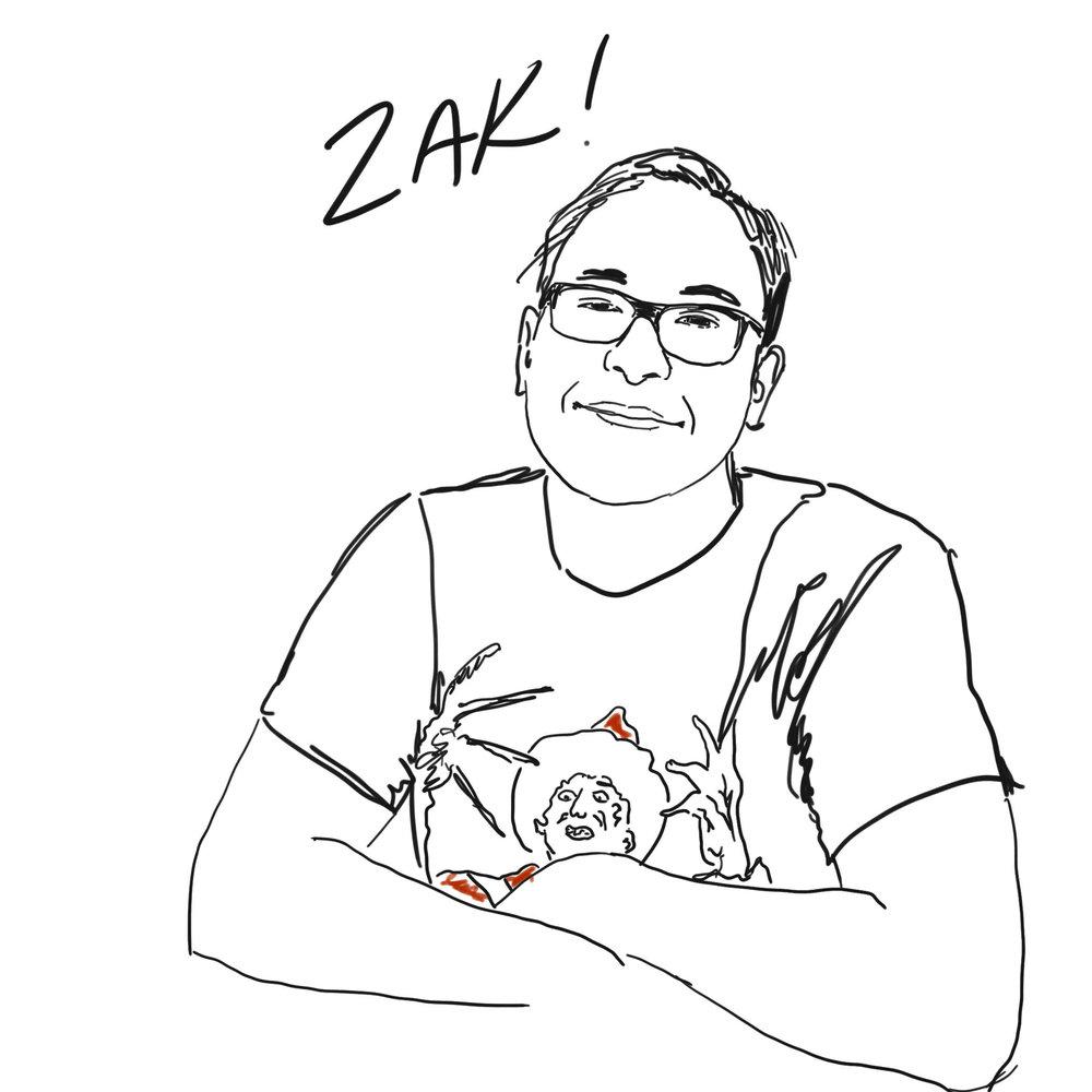 Server - Zak Kessler