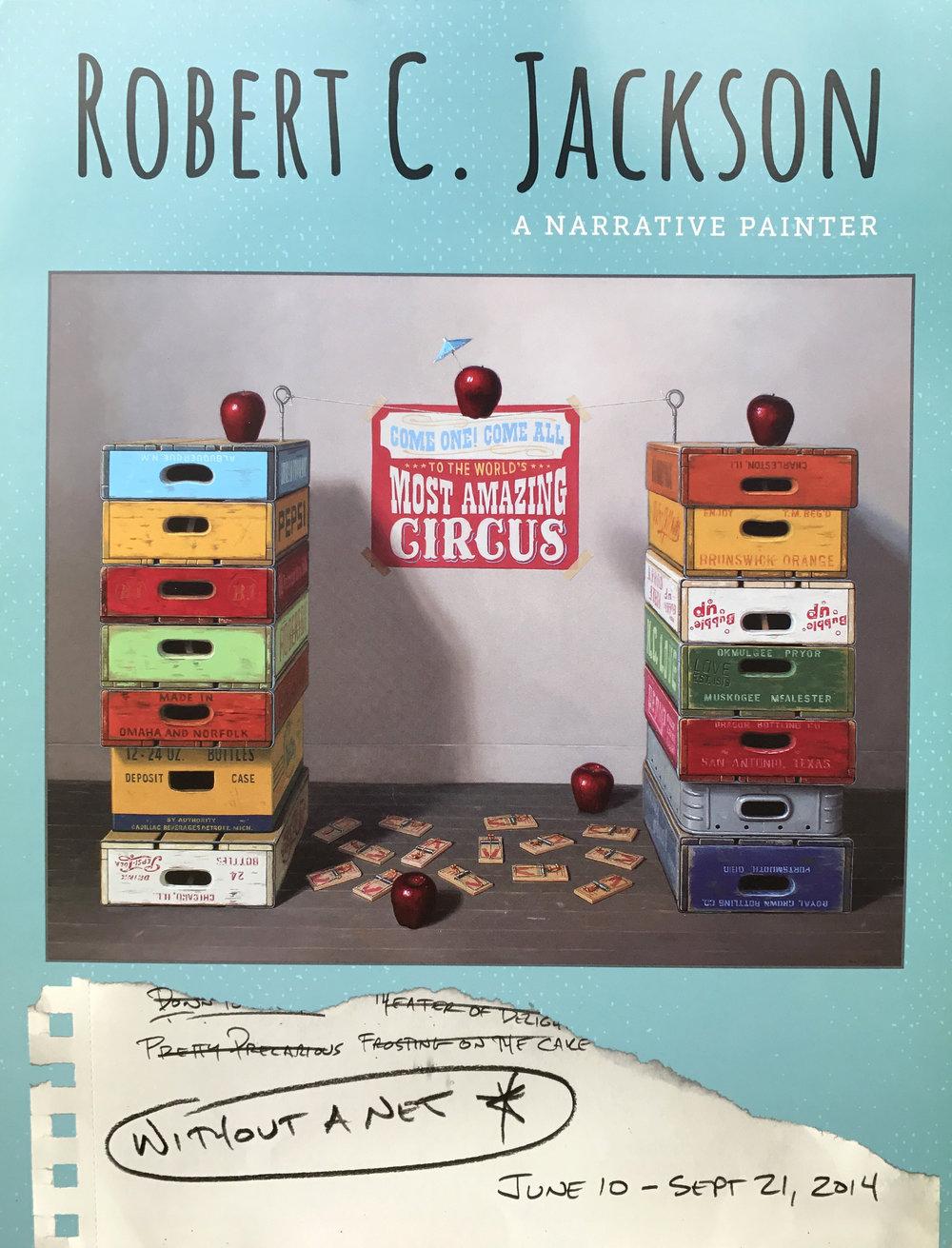 Robert C Jackson a Narrative Painter